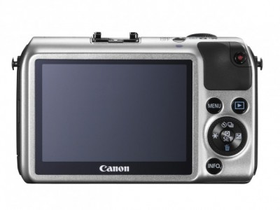 Canon EOS M LCD дисплей